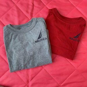 🍁10 for $25🍁 Nautica 2 Long Sleeve Tees